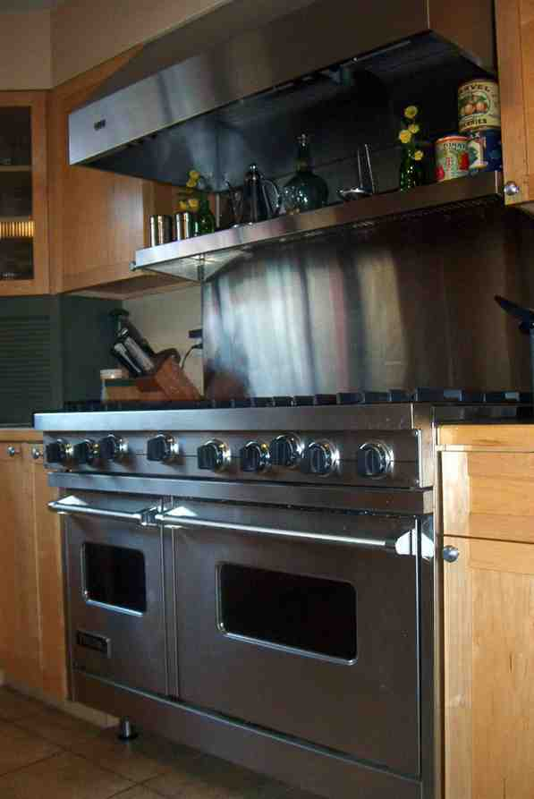 VIKING 6 BURNER STOVE